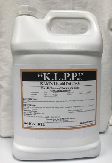 KLPP - Prevent Horse Colic and Other Horse Disease