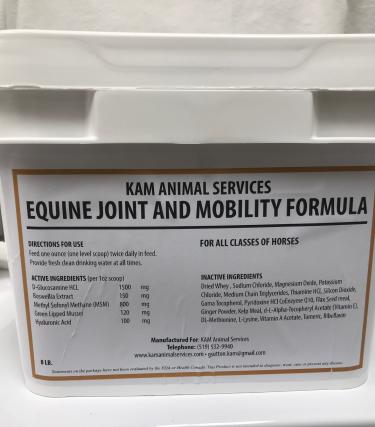 Equine Joint and Mobility Formula